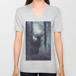 Forest Dweller Unisex V-Neck