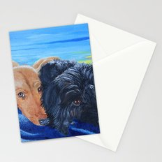 Doxies Stationery Cards