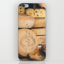 Fromagerie in Sarlat iPhone Skin