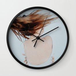 Pastel n 2 Wall Clock