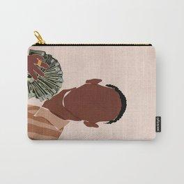 I am a Rich Man Carry-All Pouch