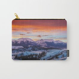 Paint the Sky Carry-All Pouch