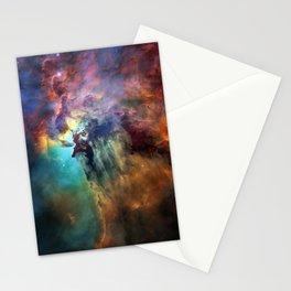 Hubble Telescope: Lagoon Nebula (2018) Stationery Cards