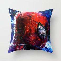 EPAP SPIDER Throw Pillow