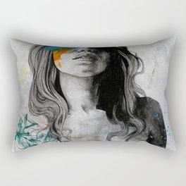 To The Marrow Rectangular Pillow