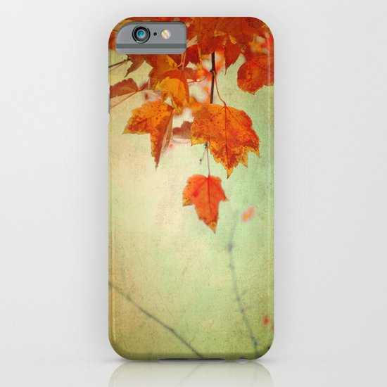 Whispers of Autumn iPhone & iPod Case