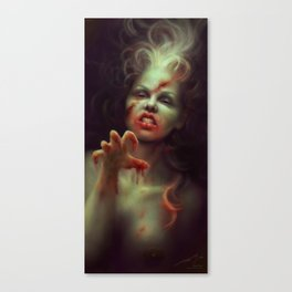To Die For Canvas Print