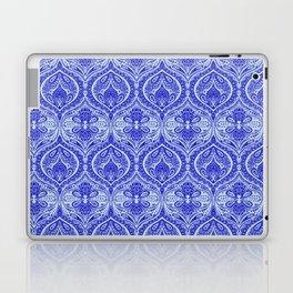 Simple Ogee Blue Laptop & iPad Skin