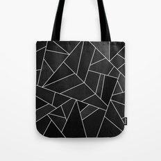 Black Stone Tote Bag