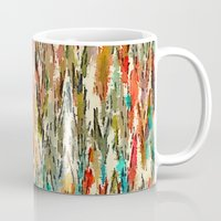 hippy Mugs featuring Hippy Style by thinschi