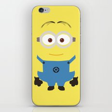Despicable Me - Minion iPhone & iPod Skin