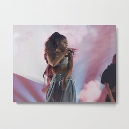 All About Ariana Metal Print