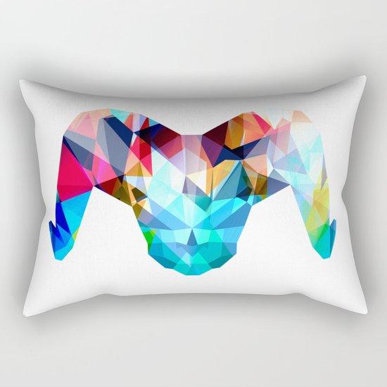 Ram Rectangular Pillow