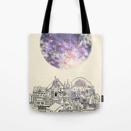Cincinnati Fairy Tale Tote Bag