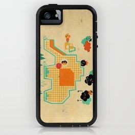 Elephant Playground iPhone Case