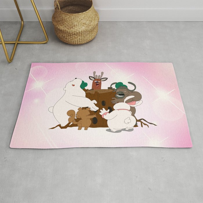 The Magic Tree (Peepoodo) Rug
