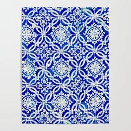 Azulejo Poster