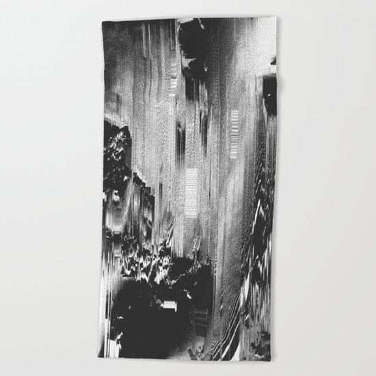 Centipedes Beach Towel