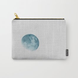 I See The Blue Moon Rising Carry-All Pouch