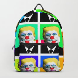 Everyone loves a clown Backpack