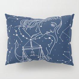 Libra zodiac sign Pillow Sham