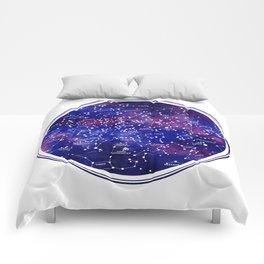 Star Map III Comforters