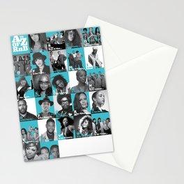 A-Z of RnB Stationery Cards
