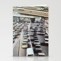 cars Stationery Cards featuring cars by danielrcart