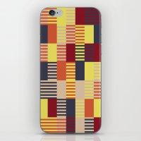 bauhaus iPhone & iPod Skins featuring Bauhaus by ohkj