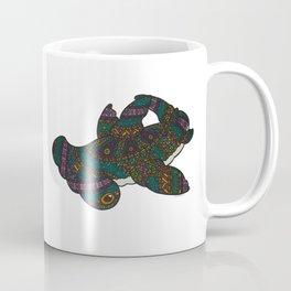 Dia De Los Shark: Hammerhead Coffee Mug