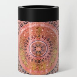 Mango Mandala Can Cooler