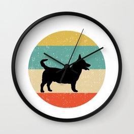 Lancashire Heeler Dog Gift design Wall Clock