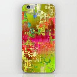 oooh la la. summertime loves iPhone Skin