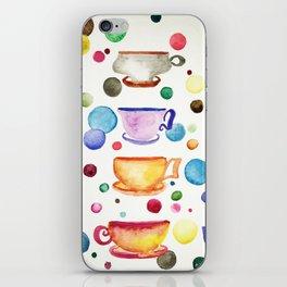 Coffee or Tea iPhone Skin