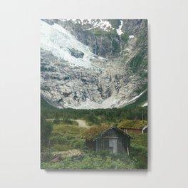 Norway V Metal Print