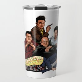 The Nothing Club Travel Mug