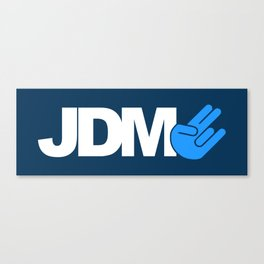 JDM shocker v1 HQvector Canvas Print