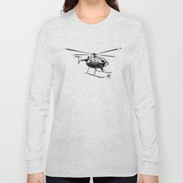 MD-500 Long Sleeve T-shirt