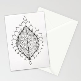 Morocco Ornaments Stationery Cards