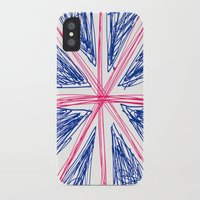 uk iPhone & iPod Cases featuring UK by R.Bongiovani