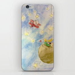 The Little Prince iPhone Skin