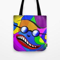 Paint ball.  Tote Bag