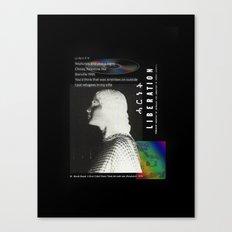 desktop collage april 10 2017 Canvas Print