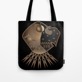 TaTanka (Buffalo) Tote Bag