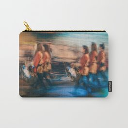 The tambourine players Carry-All Pouch