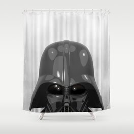 Darth Vader Bottom Shower Curtain