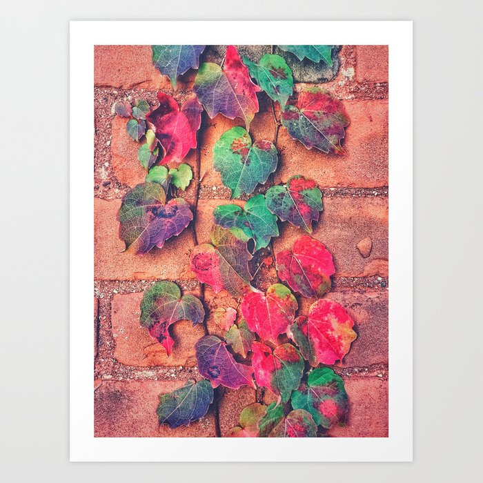 Heaven is Here Art Print