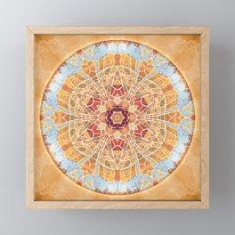 Mandalas of Forgiveness & Release 17 Framed Mini Art Print