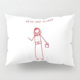 Prim and Proper Pillow Sham