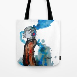 Musically Influenced Tote Bag
